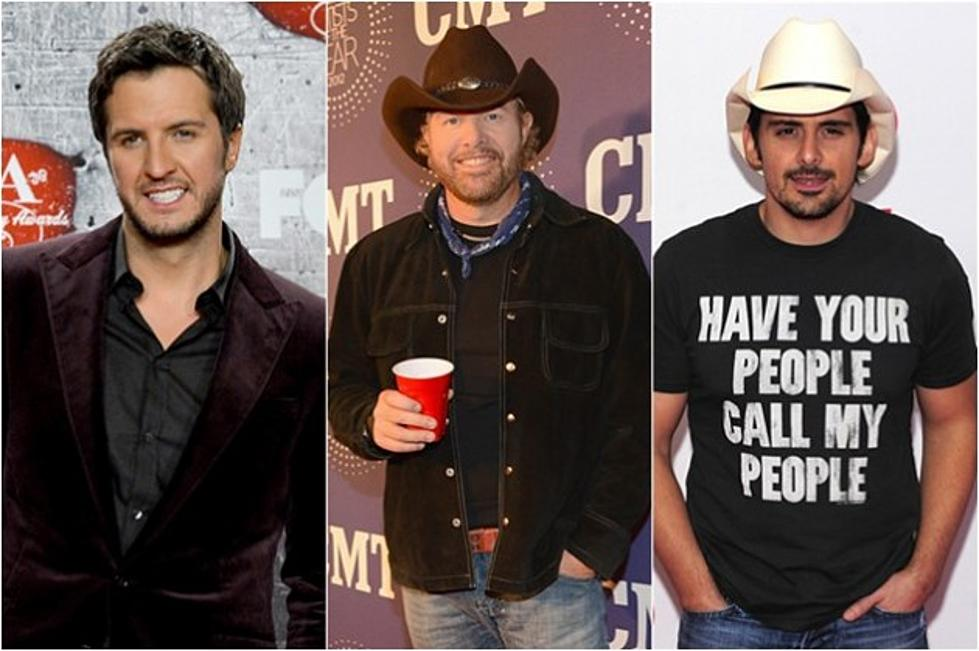 Top Richest Country Music Stars