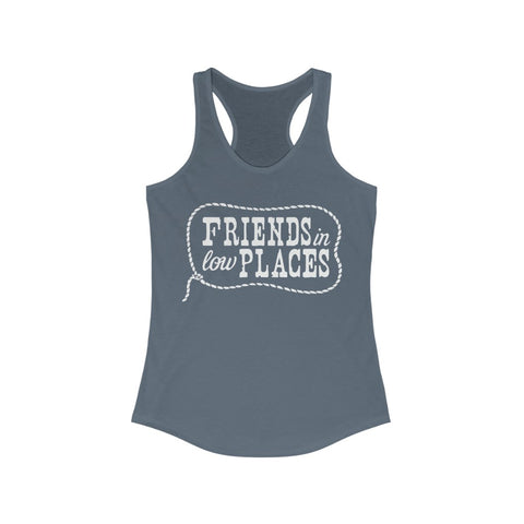 Women's Racerback - Friends In Low Places