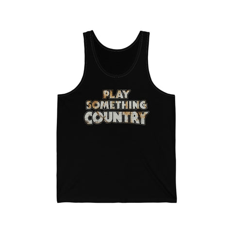 Tank Top - Play Something Country