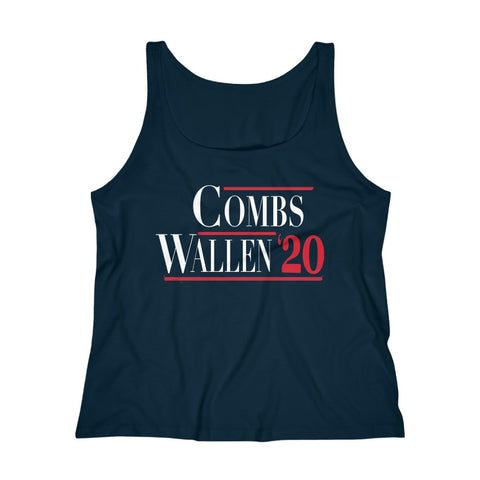 Women's Relaxed Tank Top - Combs Wallen '20