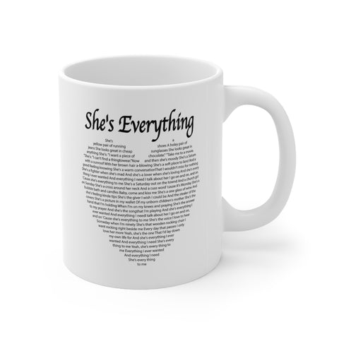 Coffee Mug - She's Everything