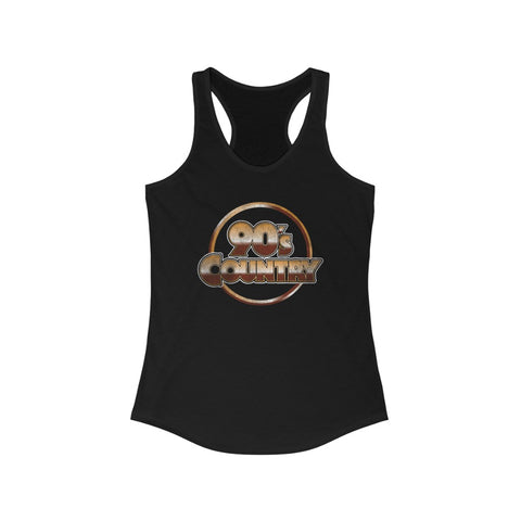 Women's Racerback - 90's Country