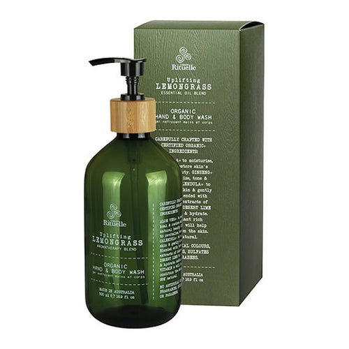 Flourish Organics - Hand & Body Wash - Uplifting