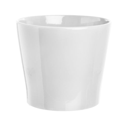 Pot - Ceramic Bravo - White
