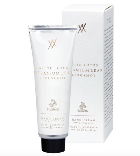 Alchemy - Hand Cream - White Lotus