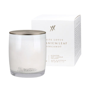 Alchemy - Soy Candle - White Lotus