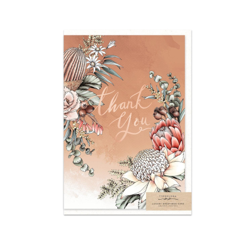 Banksia Thank You Gift Card