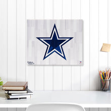 "Load image into Gallery viewer, Dallas Cowboys 16"" x 20"" Embellished Giclee"