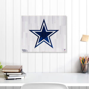 "Dallas Cowboys 16"" x 20"" Embellished Giclee"