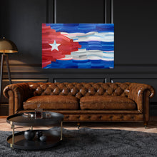 "Load image into Gallery viewer, Cuba 30"" x 48"" Original Artwork"