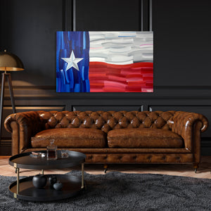 "Texas 30"" x 48"" Original Artwork"