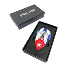 Load image into Gallery viewer, Cuba XIKAR Xi2 Cigar Cutter