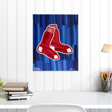 "Load image into Gallery viewer, Boston Red Sox 16"" x 20"" Embellished Giclee (Sox)"