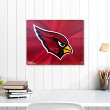 "Load image into Gallery viewer, Arizona Cardinals 16"" x 20"" Embellished Giclee"