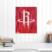 "Load image into Gallery viewer, Houston Rockets 16"" x 20"" Embellished Giclee"