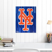 "Load image into Gallery viewer, New York Mets 16"" x 20"" Embellished Giclee (NY)"