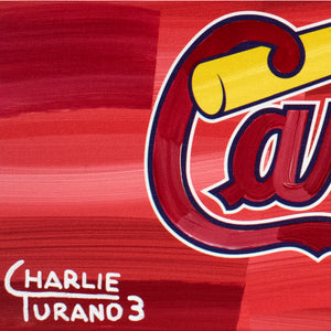 "St. Louis Cardinals 16"" x 20"" Embellished Giclee (Bird)"