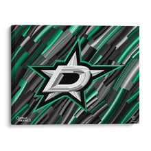 "Load image into Gallery viewer, Dallas Stars 16"" x 20"" Embellished Giclee"