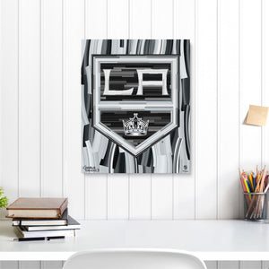 "Los Angeles Kings 16"" x 20"" Embellished Giclee"