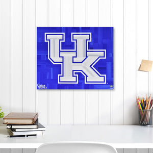 "Kentucky Wildcats 16"" x 20"" Embellished Giclee"