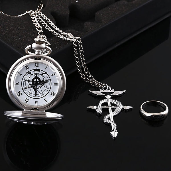 Pocket Watch Set