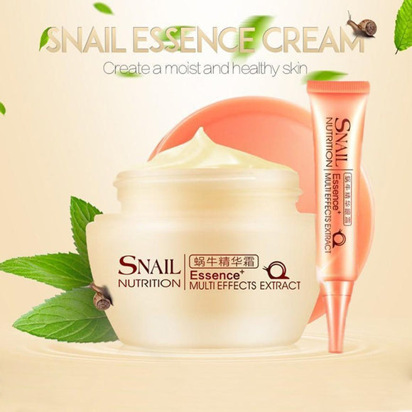 Snail Rejuvenating Cream (EYE+FACE)