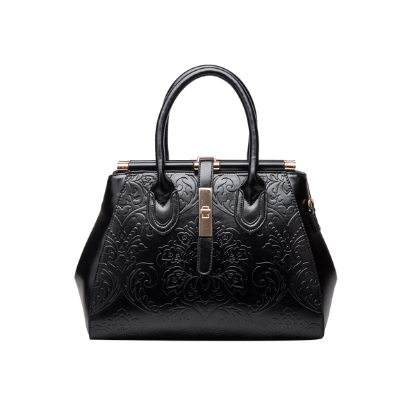 Embossed Retro Handbag
