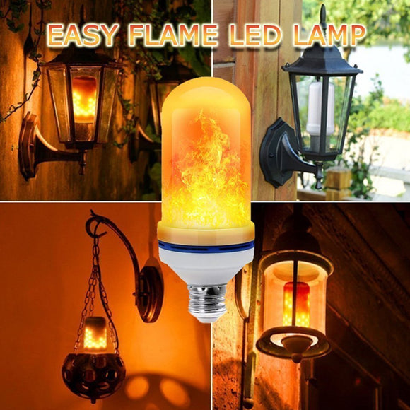 Easy Flame LED Lamp