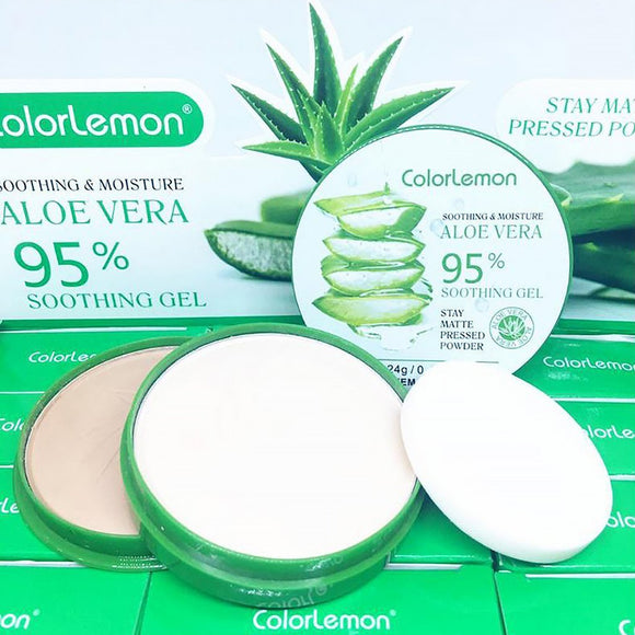 Aloe Vera Makeup Powder