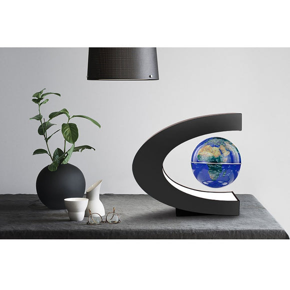 Magnetically Levitated Globe
