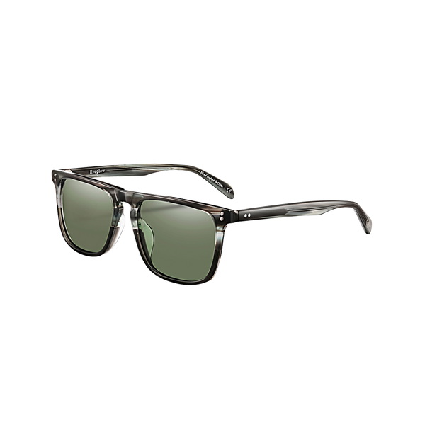 Men's Retro Plate Sunglasses