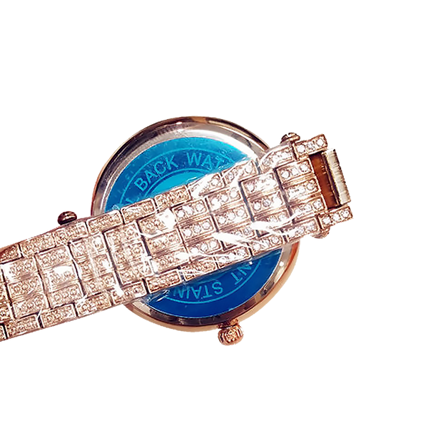 Leopard Hollow Women's Watch
