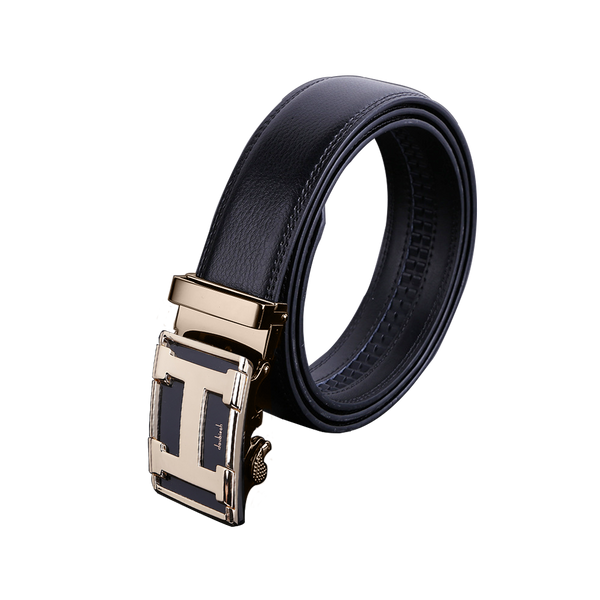 Cowhide Business Belt