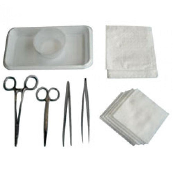 Bronze Suture Pack, Standard Contents, Single use 6545