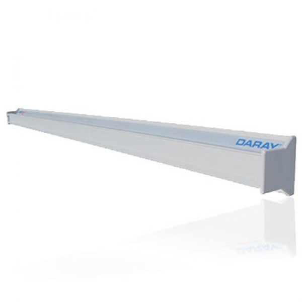 Daray Medical Rail 1m Length With Wall-mount Fittings 6565