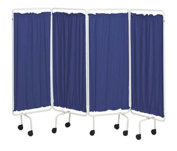 Doherty Plastic Ward Screen Curtains 0272-BL
