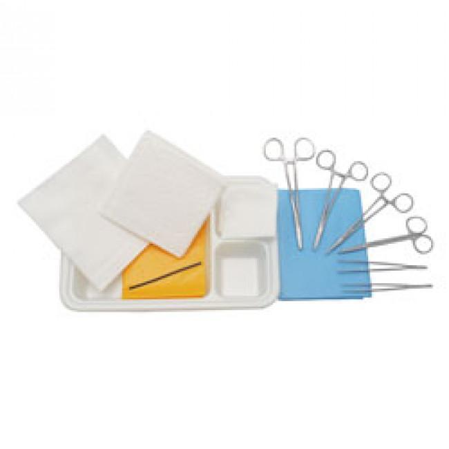 Gold Suture Pack, Fine Contents, Single use 9544