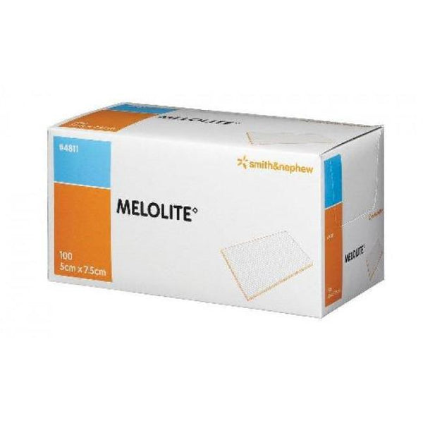 Melolite Dressing 7.5cm x 5cm Box Of 100 1492
