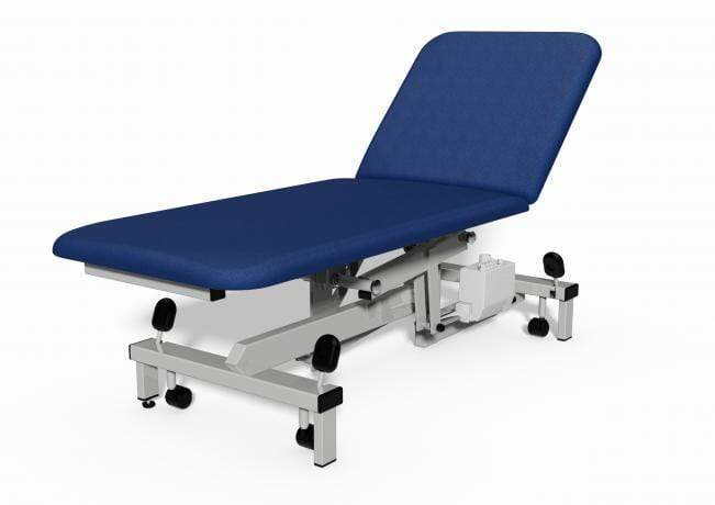 Plinth Medical 2 Section Electric Couch 0917-SA