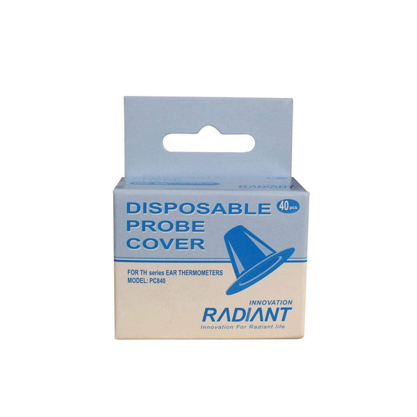 Probe Covers for Radiant TH889 Thermometer pack of 40 6826