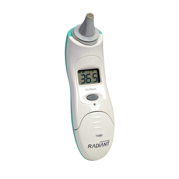 Radiant TH889 Infrared Ear Thermometer 6825