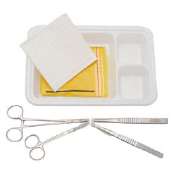 Silver Suture Pack,  Standard Contents, Single use 9541