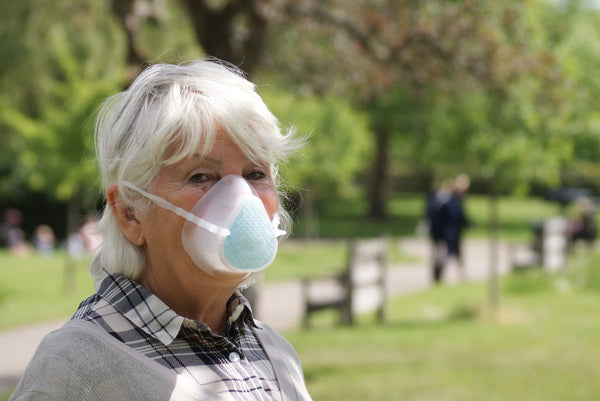 The New Breathe Happy The 98 Reusable Face Mask Kit