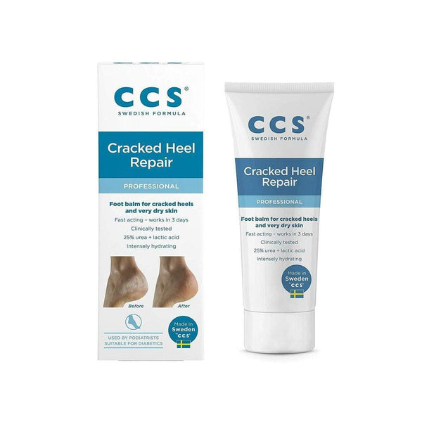 CCS Cracked Heel Repair Cream 75g 2512