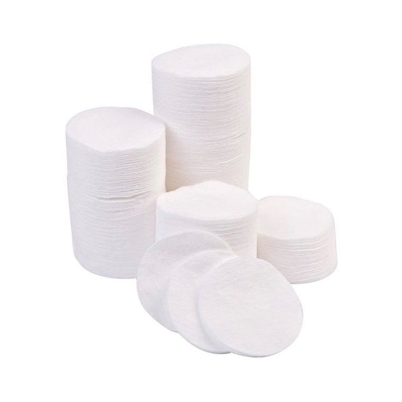 Cotton Round Discs Un-Pressed Pk 500 2305