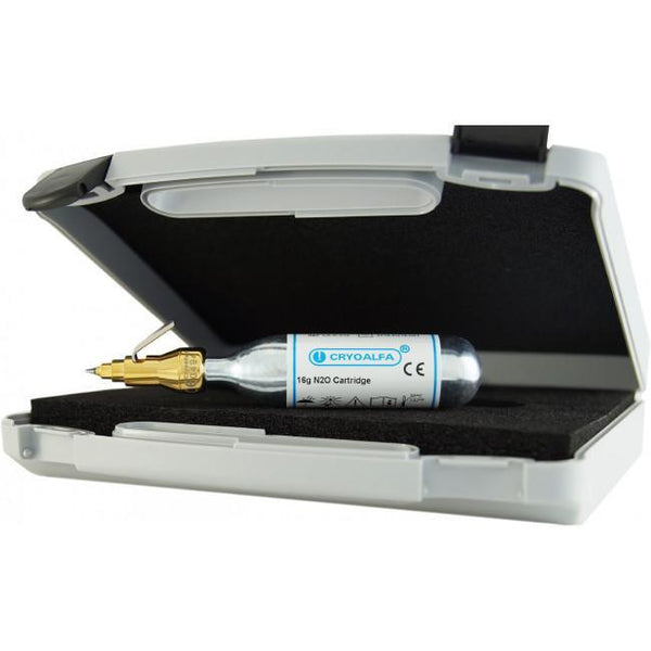 Cryoalfa Super with 16g Cartridge and Case 3252