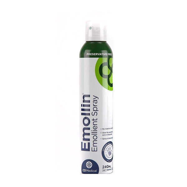 Emollin Emollient Spray 240ml 9645
