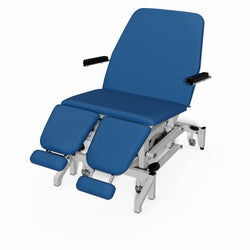 Plinth Bariatric Chair 50CDT Electric With 90 Degree Leg Drop And Tilt 9869-LU
