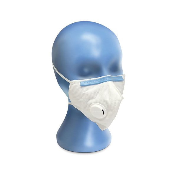 Protex Respirator S2V Valved Mask Pack 20 2874