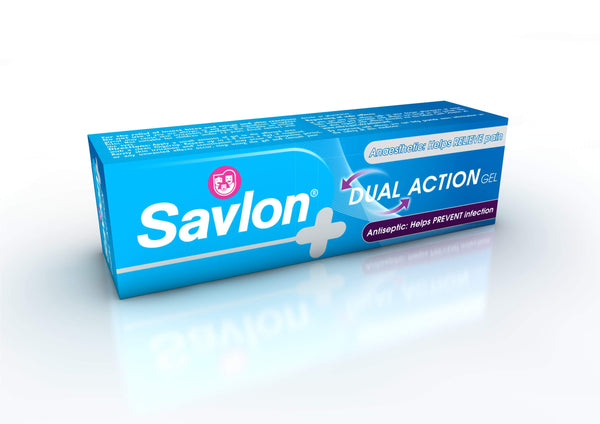 Savlon Dual Action Gel 20g 2827